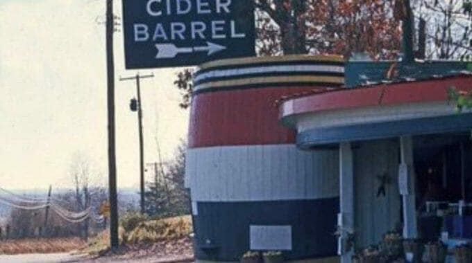 Cider Barrel, Germantown Maryland