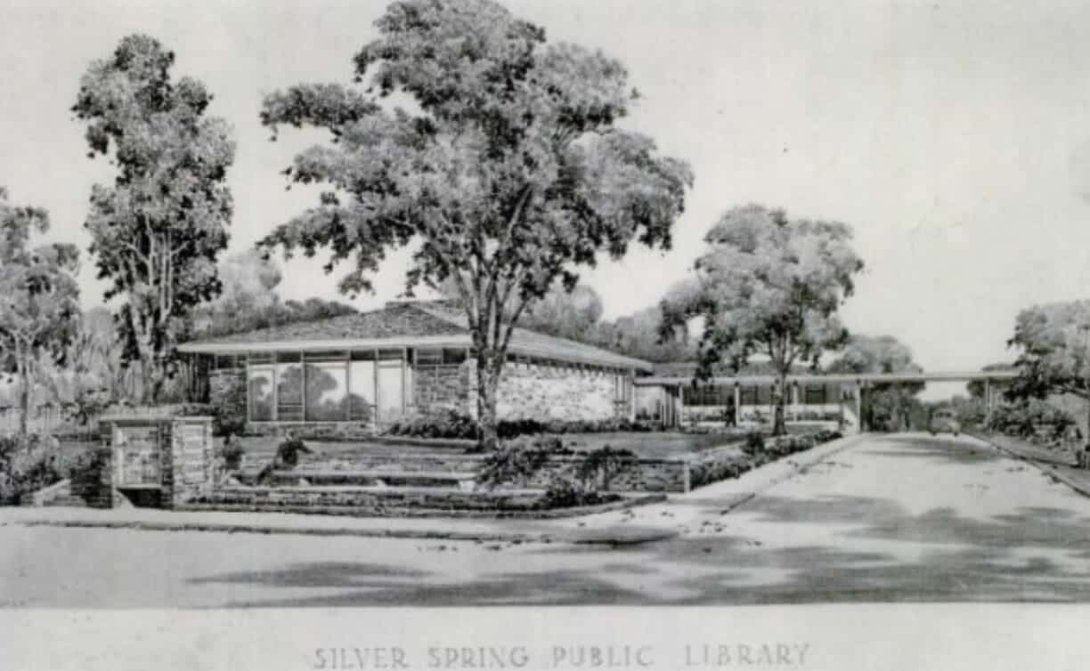 Silver Spring Public Library