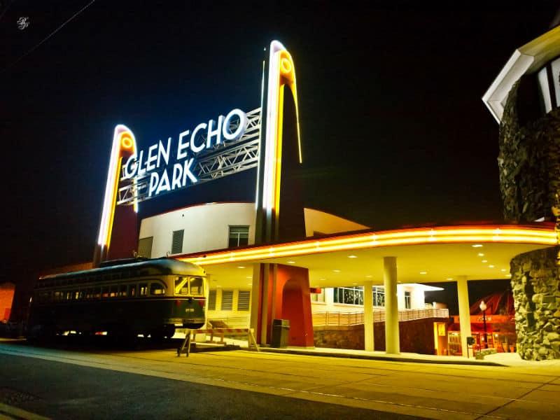 Glen Echo Park Maryland