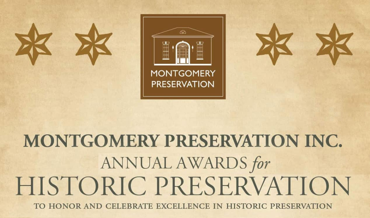 Nominations Open for 2019 Historic Preservation Awards