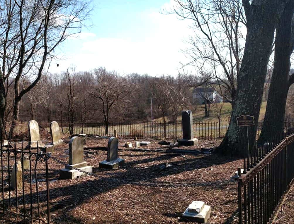 Cemetery Inventory Revisited